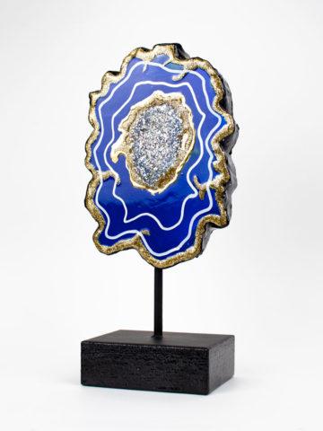 Декоративная фигура Срез камня (Арт.20125)