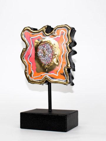 Декоративная фигура Срез камня (Арт.20117)