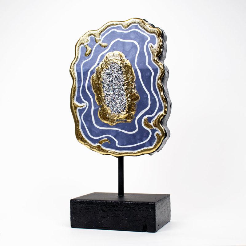 Декоративная фигура Срез камня (Арт.20102)
