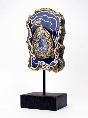 Декоративная фигура Срез камня (Арт.20103)
