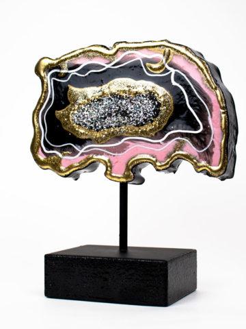Декоративная фигура Срез камня (Арт.20106)