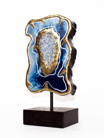 Декоративная фигура Срез камня (Арт.20108)