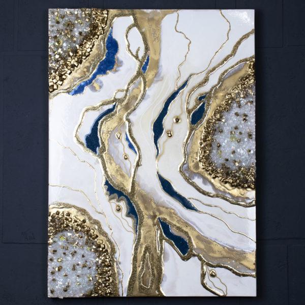 Картина Geode, коллекция Срез камня купить