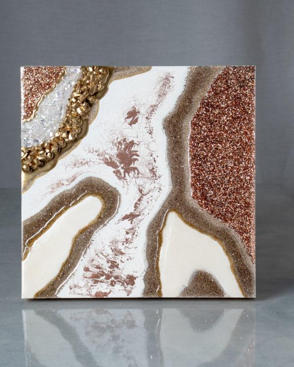 Картина Geode, коллекция Срез камня (Арт.30116)