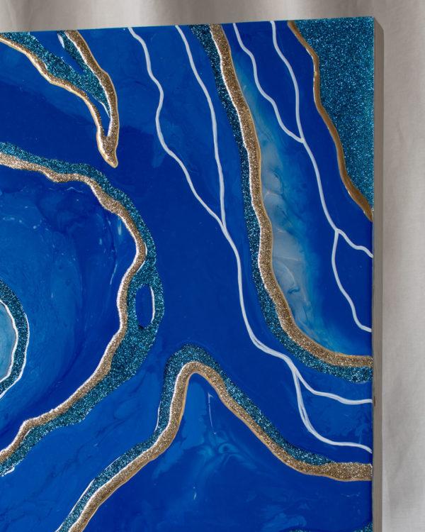 Картина Geode, коллекция Срез камня (Арт.34502)