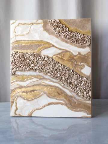 Картина Geode, коллекция Срез камня (Арт.34504)