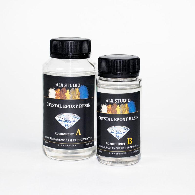 Эпоксидная смола Crystal Epoxy Resin