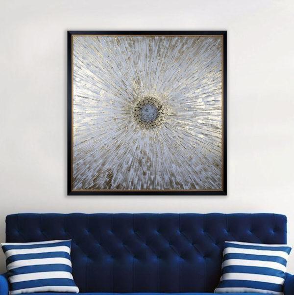 Декоративное панно на стену - Абстракция