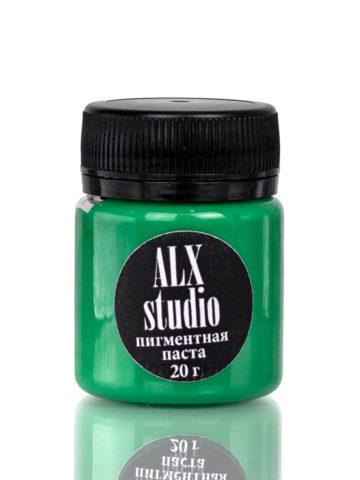 Краситель для эпоксидной смолы зелёный
