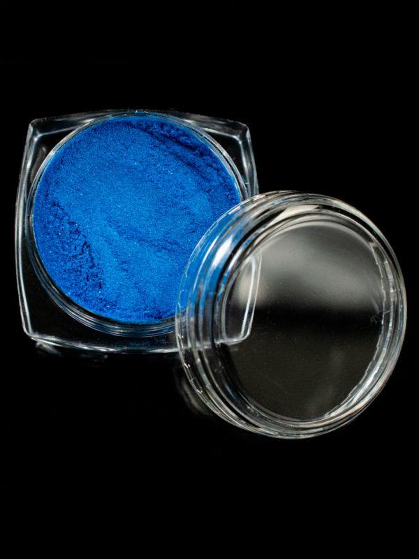 Краситель для эпоксидной смолы. Перламутр синий