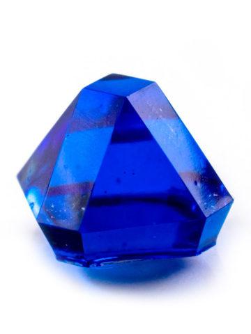 Синий колер для прозрачного окрашивания смолы
