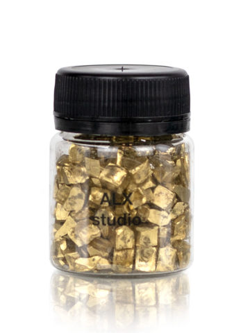 Стеклянная крошка «Золото» 70 гр
