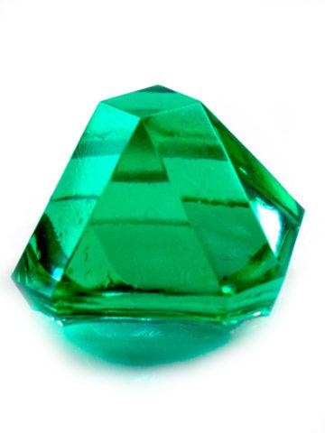 Зелёный колер для прозрачного окрашивания смолы