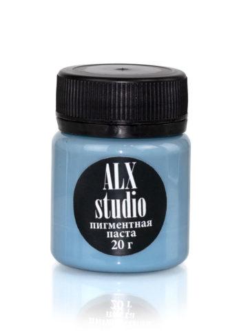 Краситель для эпоксидной смолы пастельно-синий